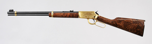 Winchester 9422 Annie Oakley Commemorative Rifle