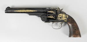 Smith & Wesson 150th Anniversay Edition of Schofield Revolver