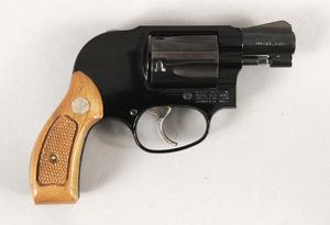Smith & Wesson Model 38-1 Revolver