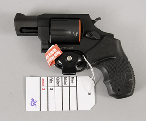 Taurus Model 85B2ULFS Ultra-Lite Revolver