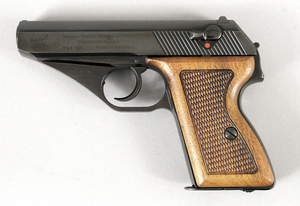 Mauser Interarms Model HSc Pistol