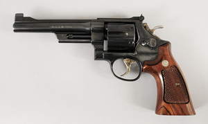 Smith & Wesson Model 27-3 Revolver