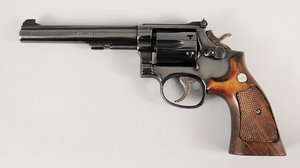 Smith & Wesson Model 48-4 Revoler