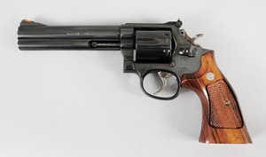 Smith & Wesson Model 586-1 Revolver