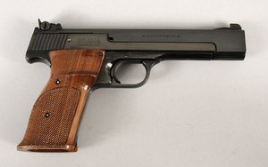 Smith & Wesson Model 41 Pistol