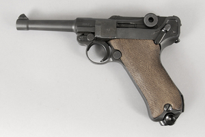 German Luger Pistol