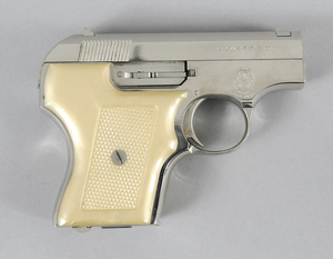 Smith & Wesson, Model 61-3 Pocket Escort