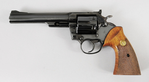 Colt Trooper Mk III Revolver