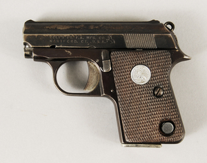 Junior Colt 25 Automatic Pistol