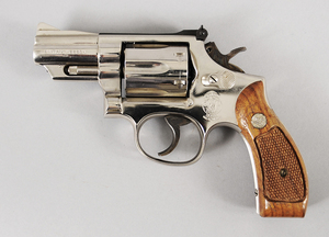 Smith & Wesson Model 19-5 Revolver