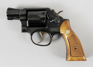 Smith & Wesson Model 10-5 Revolver