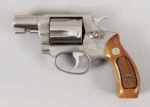 Smith & Wesson Model 60 Revolver