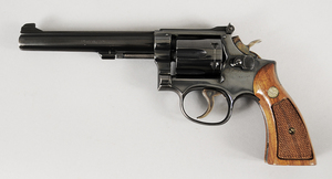 Smith & Wesson Model 17-4 Revolver