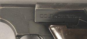 Colt Challenger Pistol