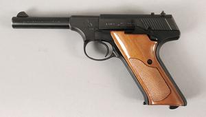 Colt Huntsman Pistol