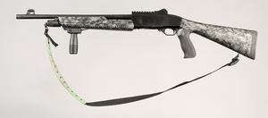 Weatherby PA-459 Tactical Pump Action Shotgun