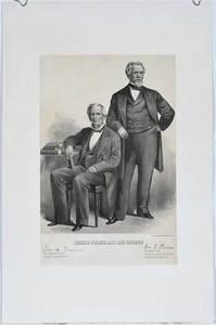 Rare Georgia Lithograph