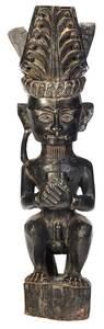 Nias Tribe Ancestral Figure