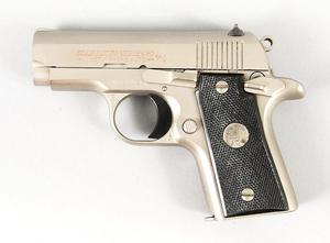 Colt Mustang MK IV Series 80 Pistol