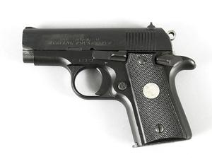 Colt Mustang Pocketlite Pistol