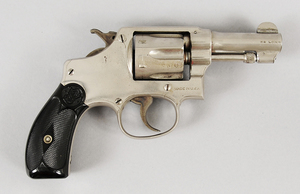 Smith & Wesson 3rd Model Revolver