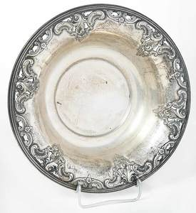 Wallace Grand Baroque Sterling Bowl