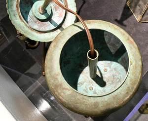 Tiffany Studios Bronze Dragon Fly Table Lamp