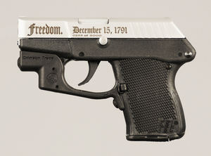 Kel-Tec P3AT Freedom Pistol