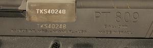 Taurus PT809 Pistol