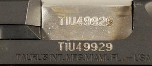 Taurus PT111 Millenium G2