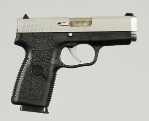 KAHR Arms CW9 Pistol