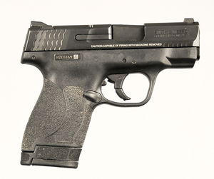 Smith & Wesson M&P 9 Shield Pistol