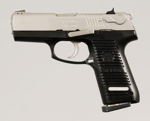 Ruger P95DC Pistol
