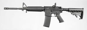 Delton DTI-15 AR15 M4 Style Rifle