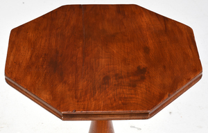 Historic Virginia Federal Walnut Candle Stand