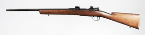 .303 Modified Mauser Type Rifle