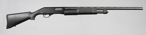 Stevens Shotgun and Savage Rifle