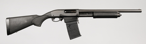 Remington Model 870 DM Pump Action Shotgun