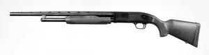 Two Mossberg Maverick Pump Action Shotguns