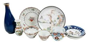27 Pieces Chinese Export Porcelain