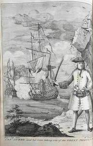 [Pirates] A General History of the Lives...