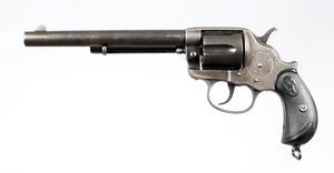 Colt Model 1878 Frontier Double Action Revolver