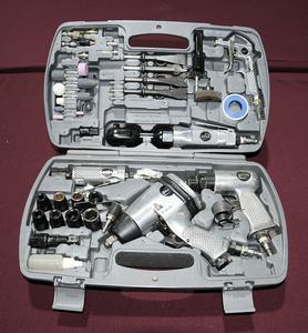 DeVilbiss Air Tool Set Model ATK90