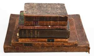 Seven Books on United States History and Law