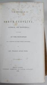 Eight North Carolina Related Titles