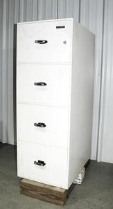 Meilink Fire-Fyter Fire Proof Cabinet