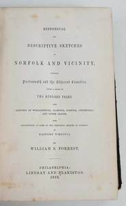 Historical and Descriptive Sketches of Norfolk