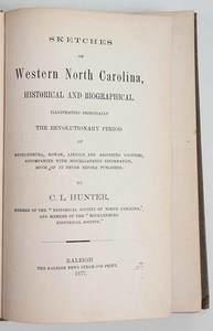 Ten Western North Carolina Titles