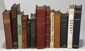 41 Books on North Carolina History