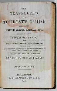 The Traveller's and Tourist's Guide ...